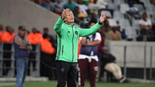 Muhsin Ertugral of Orlando Pirates