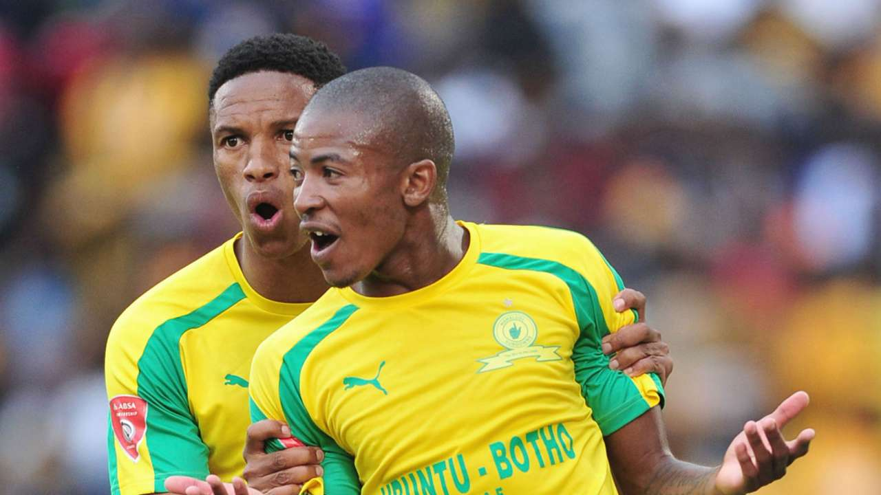 Thabo Nthethe & Thapelo Morena