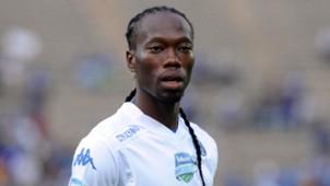 Reneilwe Letsholonyane of SuperSport United