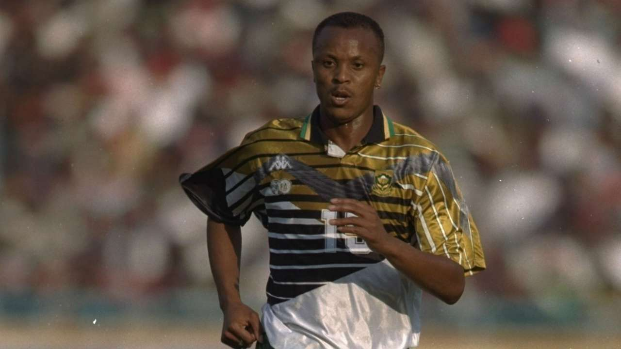 Doctor Khumalo - Bafana Bafana