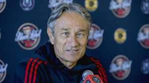 Orlando Pirates head coach Muhsin Ertugral
