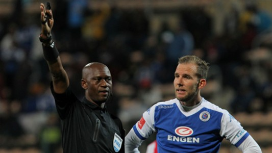 Jeremy Brockie - SuperSport United