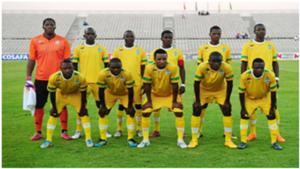 Zimbabwe Cosafa Cup 2015