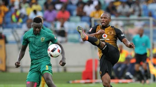 Limbikani Mzava & Bernard Parker