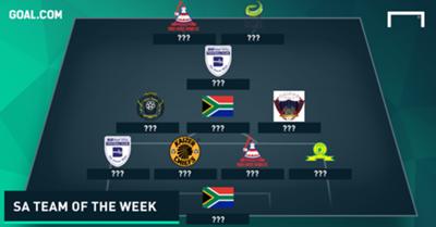 SA Team of the Week - Oct