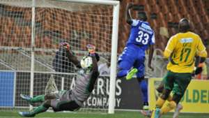 Zama Rambuwane of SuperSport United