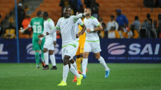 Robert Ng'ambi of Platinum Stars