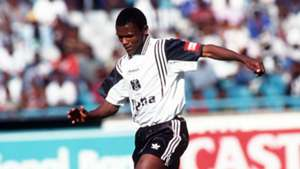John Moeti of Orlando Pirates