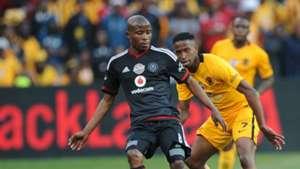 Thabo Matlaba and William Twala