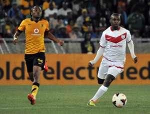 Siphiwe Tshabalala & Katlego Mashego