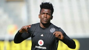 Ayanda Nkosi of Orlando Pirates