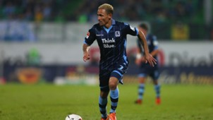Daylon Claasen of 1860 Munich