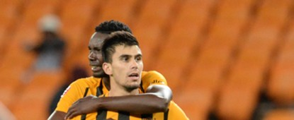 Lorenzo Gordinho, Kaizer Chiefs, March 2016.