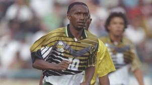 John Shoes Moshoeu - Bafana Bafana