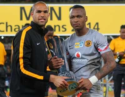 Reyaad Pieterse and Brilliat Khuzwayo - Kaizer Chiefs