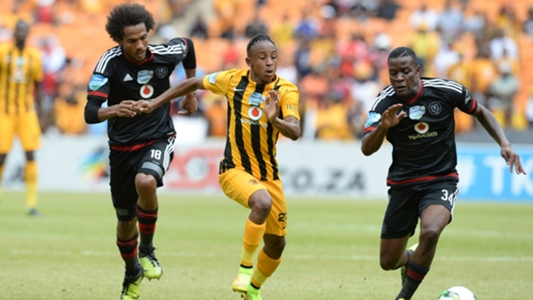 Chiefs Vs Pirates: History Favours Kaizer Chiefs Over Orlando Pirates In TKO
