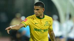 Keagan Dolly of Mamelodi Sundowns