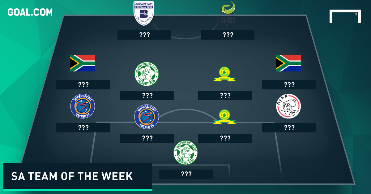 SA Team of the Week - March 21