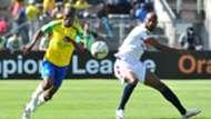 Asavela Mbekile and Mahmoud Fadlalla - Sundowns vs Zamalek