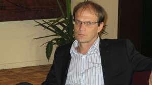 Denis Lavagne of Free State Stars
