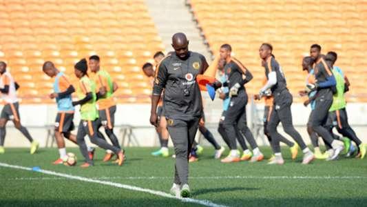 Steve Komphela of Kaizer Chiefs
