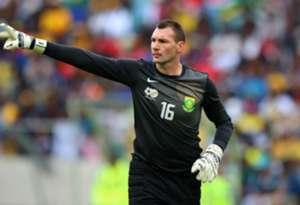 Darren Keet - Bafana Bafana