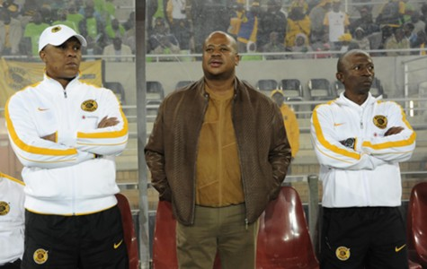 Doctor Khumalo, Bobby Motaung and Ace Khuse