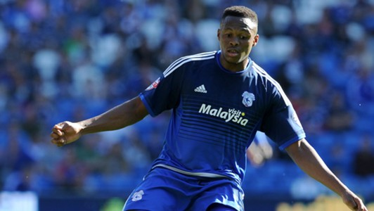 Kagisho Dikgacoi of Cardiff City