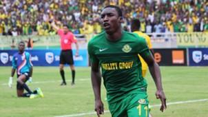 Donald Ngoma - Yanga vs Medeama 2016