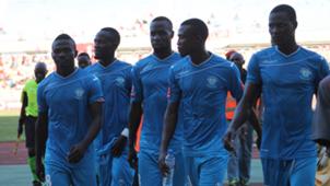 Ndanda FC wakitoka dimbani kwa ajili ya mapumziko
