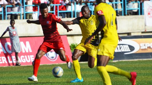 Mohamed Ibrahim - Simba vs JKT Ruvu