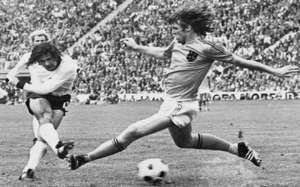 Gerd Muller scores last goal in 1974