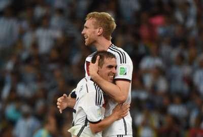 Philipp Lahm & Per Mertesacker - Germany