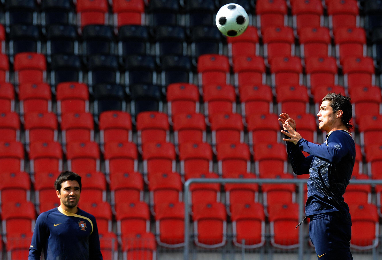 Deco & Cristiano Ronaldo