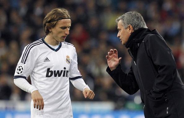 Jose mourinho - Luka modric