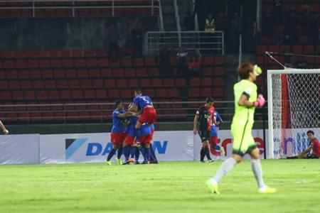 Bangkok United v Johor Darul Ta'zim