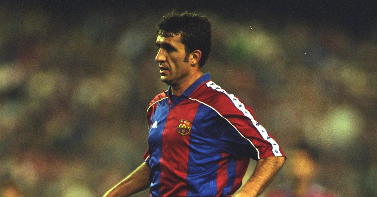 Gheorghe Hagi - Barcelona