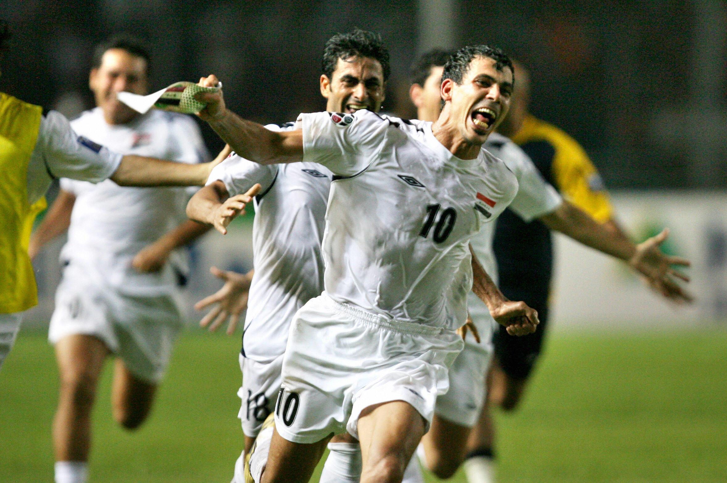 Younis Mahmoud, Asian Cup 2007