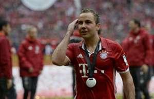 Mario Gotze, Bayern Munchen