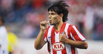 Sergio Aguero - Atletico Madrid