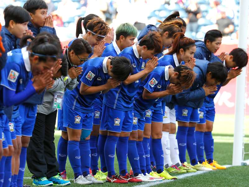 FIFA delaying Thailand women's World Cup prize