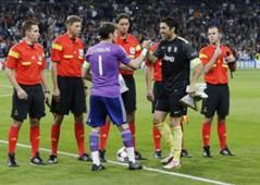 Iker Casillas - Gianluigi Buffon