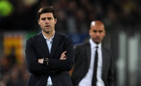 Mauricio Pochettino & Pep Guardiola