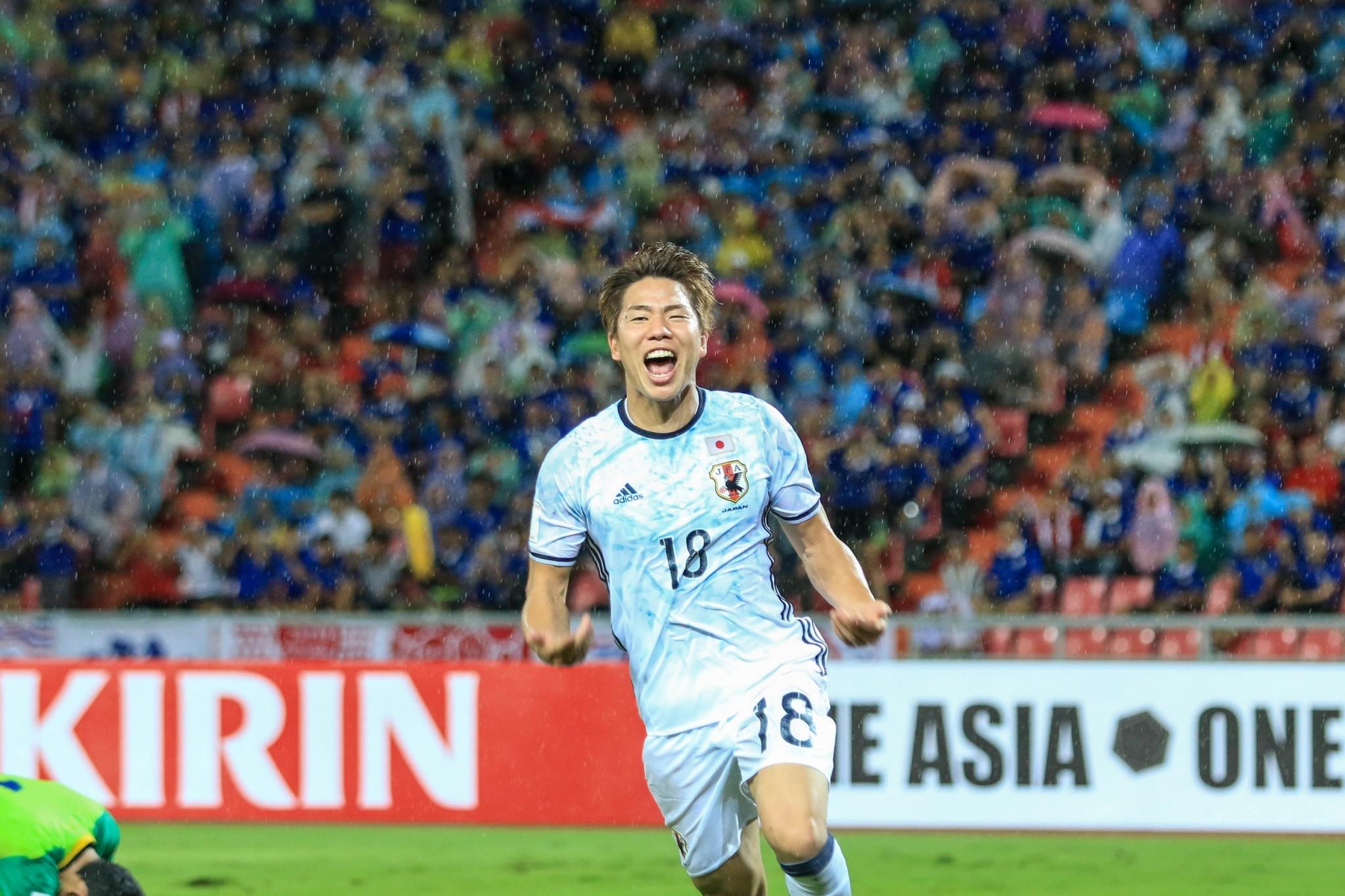 Thailand 0-2 Japan | WCQ 2018 Asia Gr B