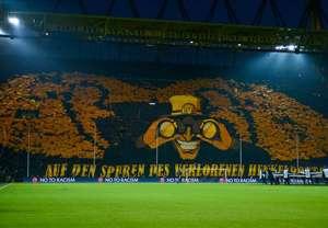 Dortmund Yellow Wall