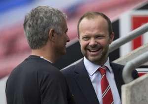 Jose Mourinho & Ed Woodward