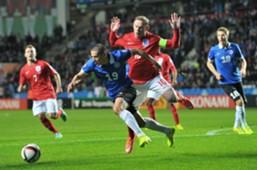 Artur Pikk, Estonia VS England