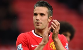 Robin Van Persie, Man United