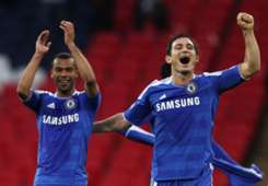 Ashley Cole - Frank Lampard