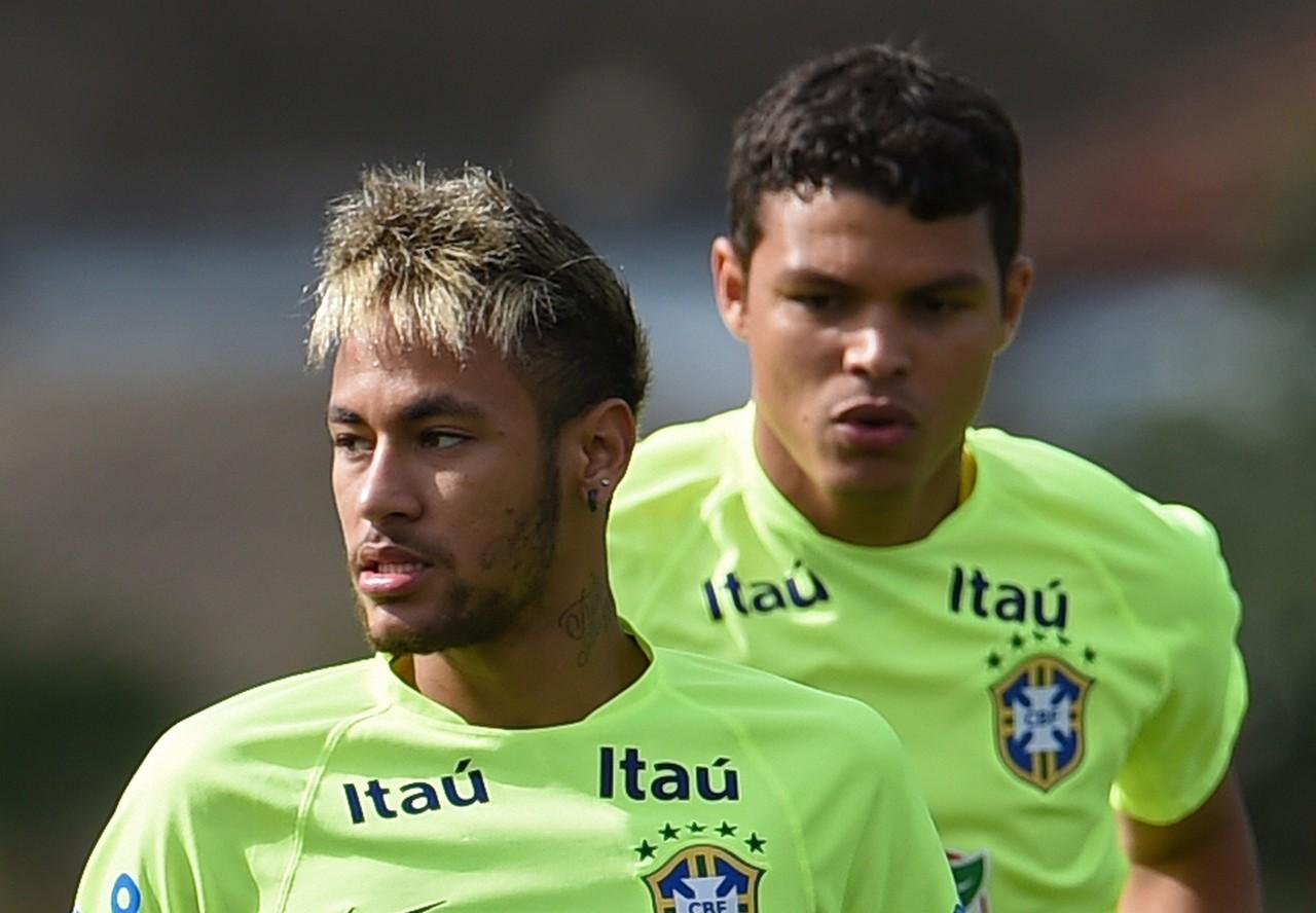 Thiago Silva Notcias e perfil do jogador página 1 de 1